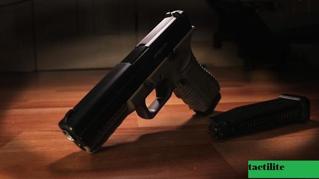 Jenis Senjata Api Pistol yang Terkenal