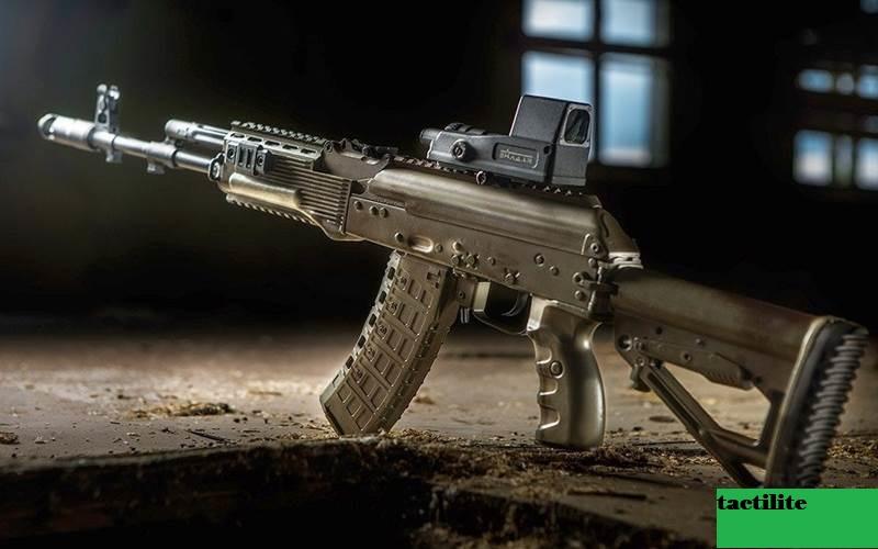 Senjata Api Terbaik Rusia