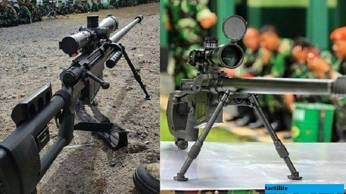 5 Senapan Canggih yang Dipakai Sniper Kelas dunia